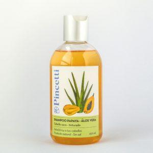 Shampoo Papaya Aloe Vera